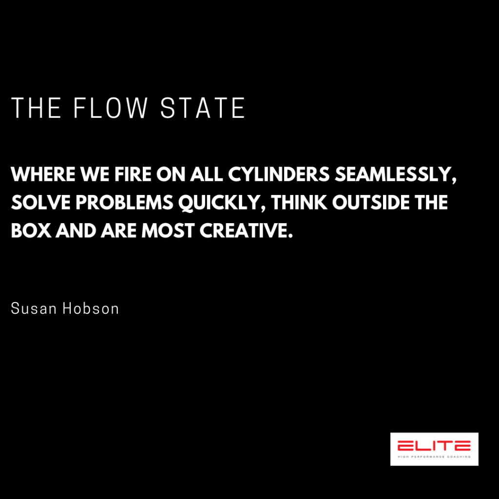 Get Into The Flow how to you get into the flow state? | elite high performance